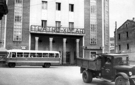 Portada Cine Xúcar, 1956.