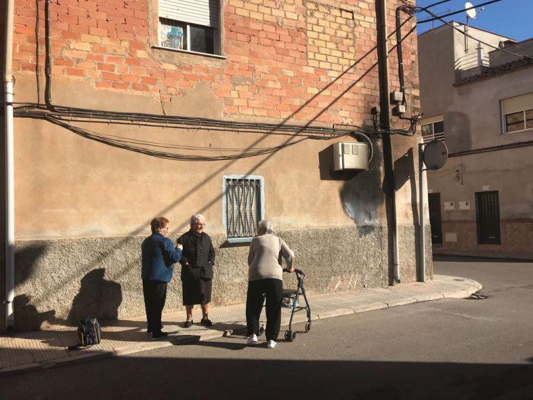 Conflicto vecinal en el barrio Perpetuo Socorro de Castellón