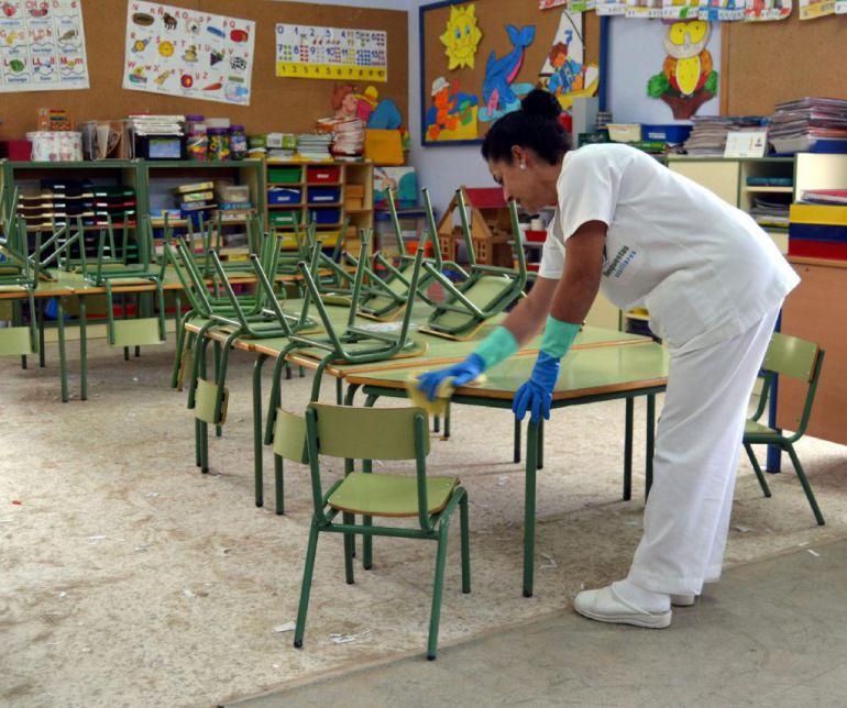 Las medidas de protestas afectan a los centros educativos del municipio.