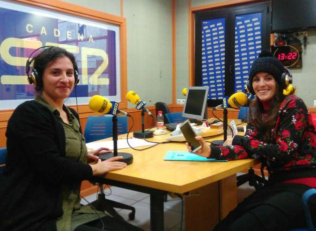 Claudia Marcotullio e Irene Lázaro