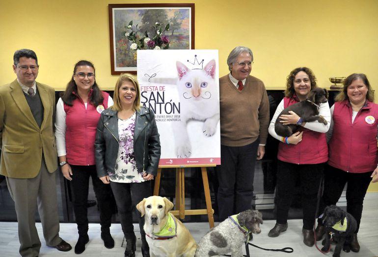 Imagen de la presentación de San Antón
