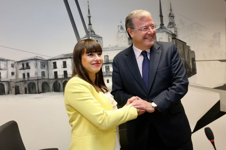 Ciudadanos apoyará el presupuesto del PP a cambio de 48 proyectos para la ciudad