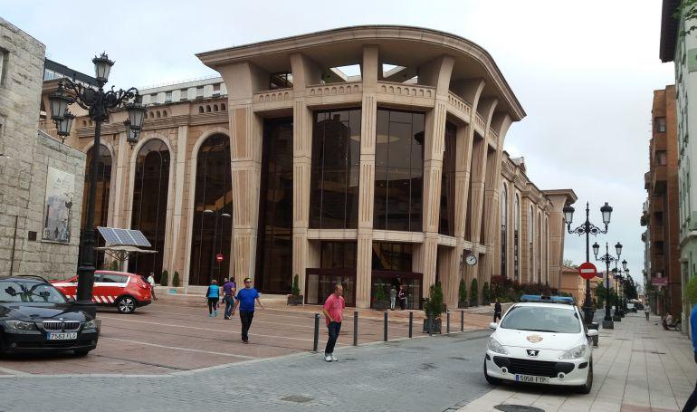 Auditorio Príncipe Felipe de Oviedo.