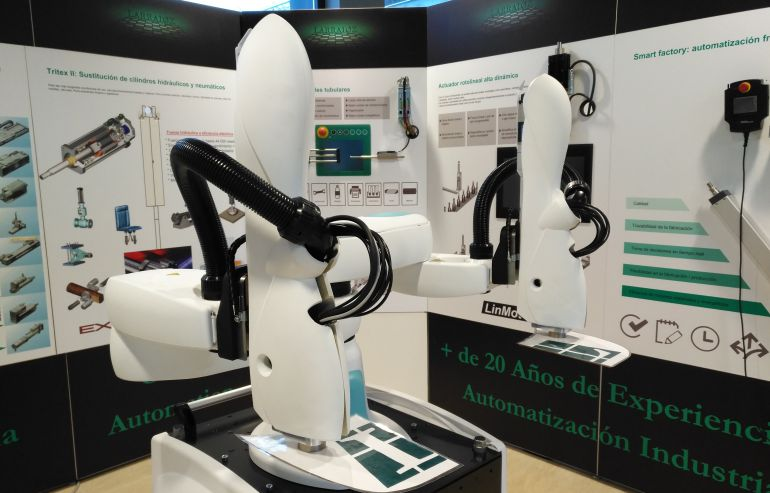 Robots, compañeros de oficina
