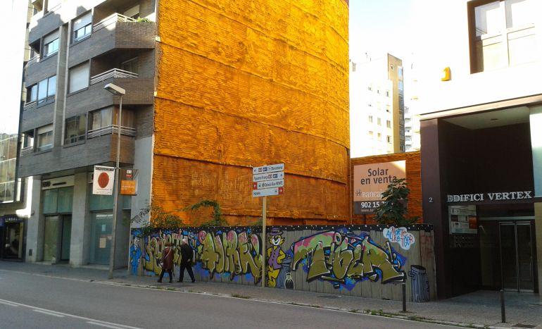 Hi ha espai al centre de Girona.