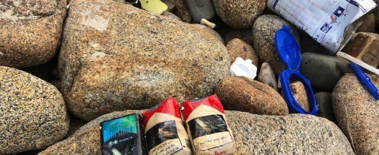 Carga llegada a la Costa da Morte