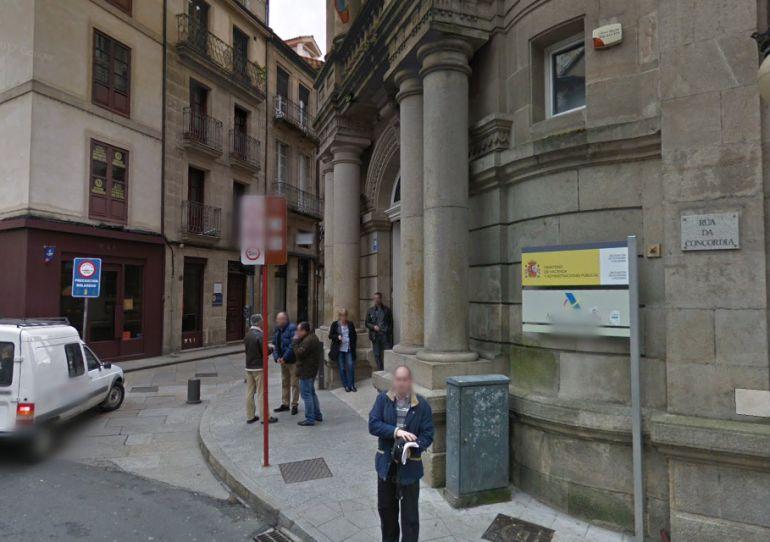 Calle Concordia, antigua Capital Eloy, en este caso el cambio de nombre se producía para dar cumplimiento a la la Ley de Memoria Histórica
