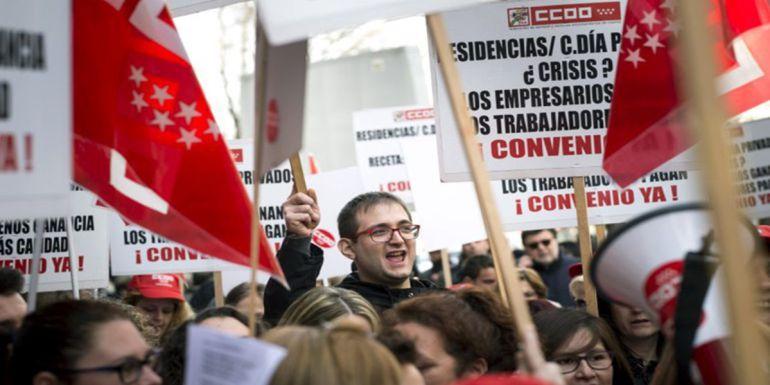 La subida salarial media de Salamanca, la que menos crece de la Comunidad
