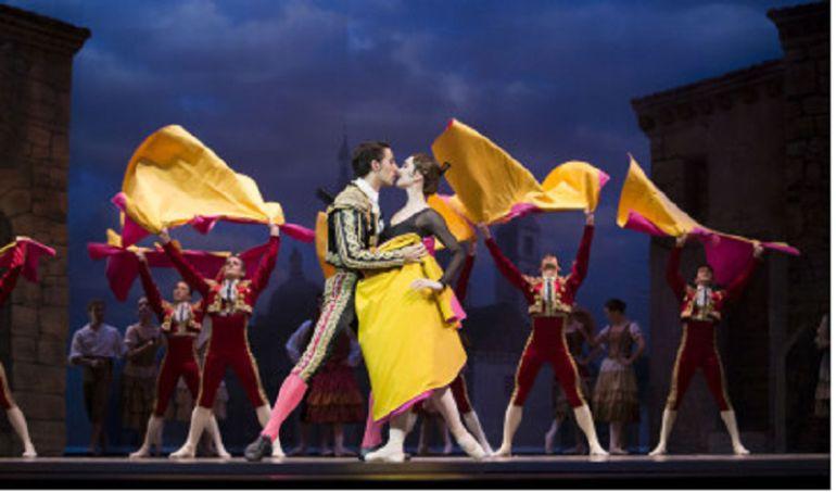 La Compañía Nacional de Danza recupera su 'Don Quijote' en el Teatro de la Maestranza