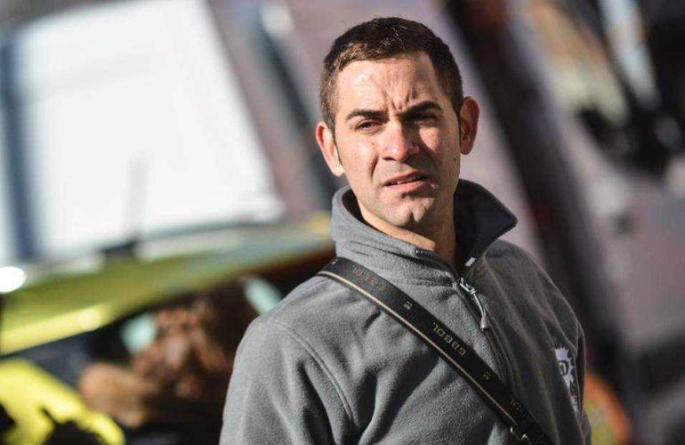 Sergio Domínguez, gerente de SDomínguez Producciones.