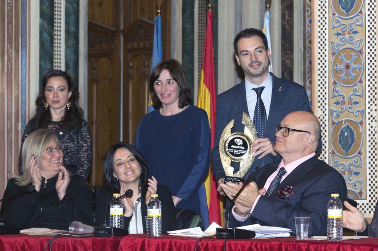 Onda recibe un premio por impulsar la rehabilitación del centro histórico