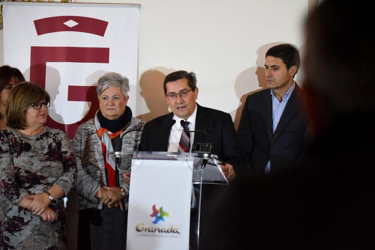 Presentación de las líneas de actuación e inversión de la Diputación de Granada en 2018