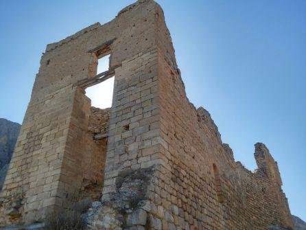 El Castillo de Bedmar fuera del '1'5% Cultural' del Ministerio de Fomento