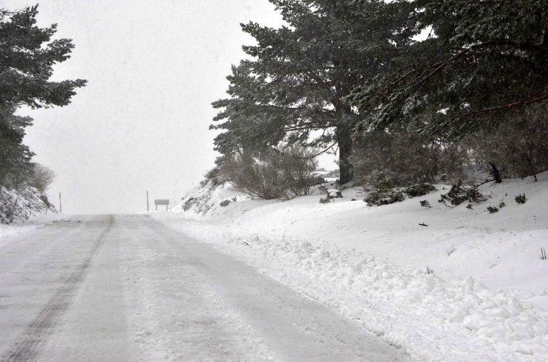 San Isidro registra la segunda temperatura más baja del país con -8 ºC