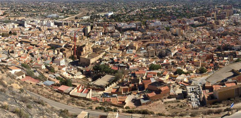 Plan de choque para mejorar la imagen del casco histórico de Lorca
