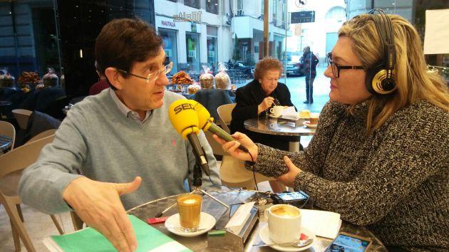 """Manuel Villegas: """"La sanidad regional tiene mucho margen de mejora"""""""