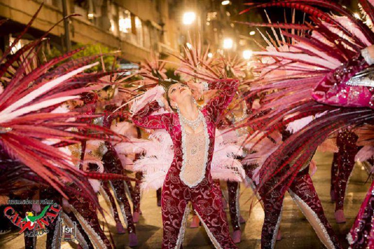 Más seguridad durante el Carnaval de Águilas a petición de Interior