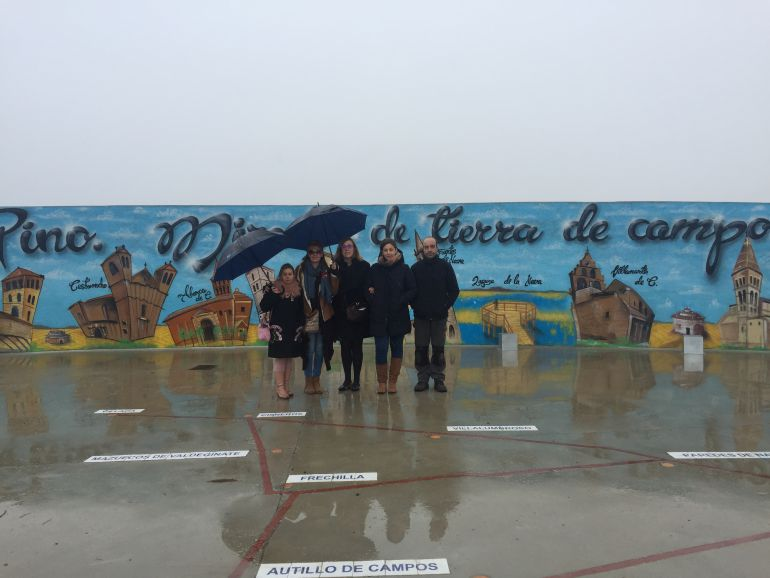 Autilla del Pino mejora los caminos de la localidad gracias a Diputación