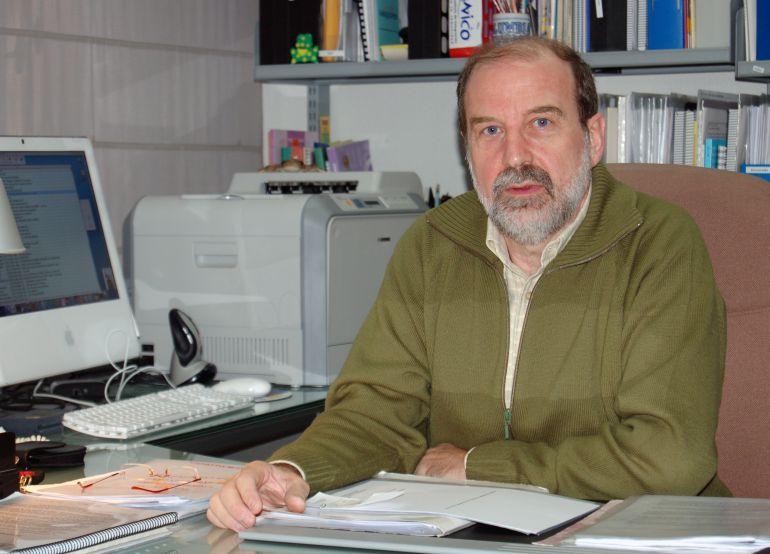 El director del INICO, Miguel Ángel Verdugo