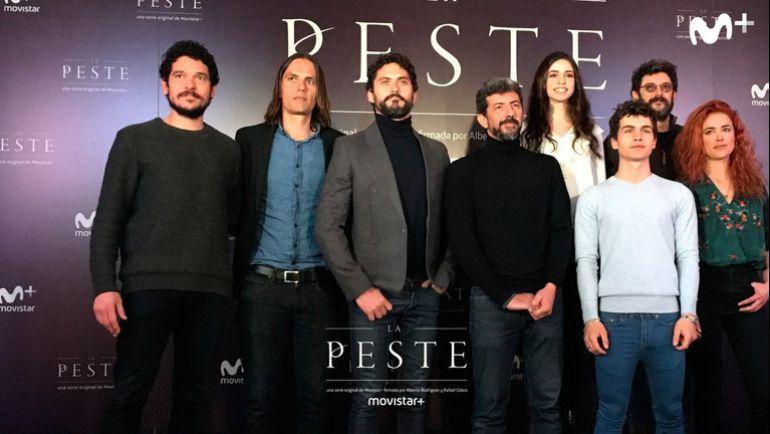 """Alberto Rodríguez: """"Hacer La Peste ha sido como correr la maratón"""""""