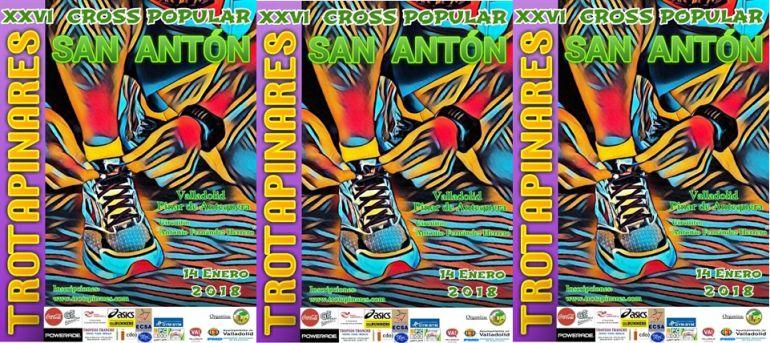 El Cross de San Antón cumple XXVI ediciones: 'La carrera de las pastas' llega a su edición XXVI, el Cross de San Antón