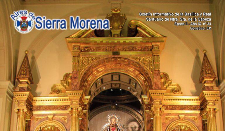 Portada de la revista 'Aires de Sierra Morena'