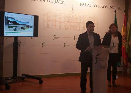 Presentación de la oferta de Jaén en Fitur 2018