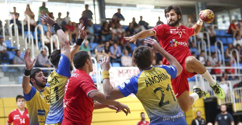 El Balonmano Alcobendas masculino en la División de Honor Plata