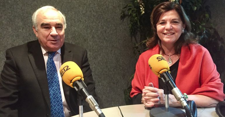 José María Baena e Isabel Páramo en Hoy por Hoy Madrid Norte