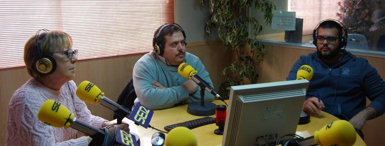 Tertulia de periodistas SER Madrid Oeste (12-11-2018)
