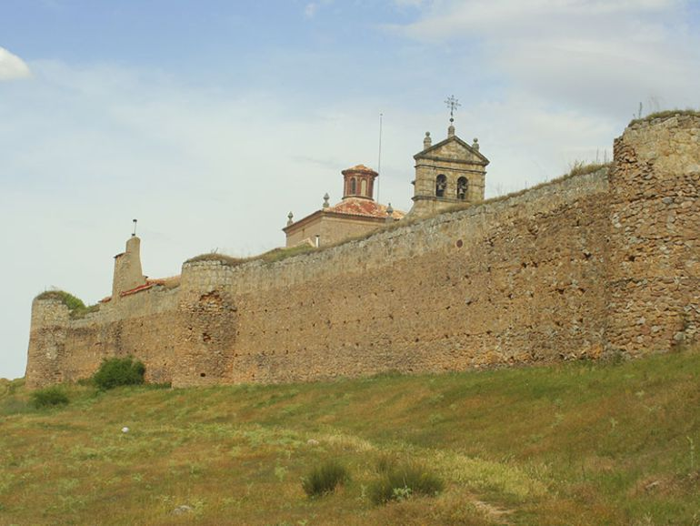 El Gobierno excluye la rehabilitación de las murallas de Soria y Almazán del 1,5% Cultural