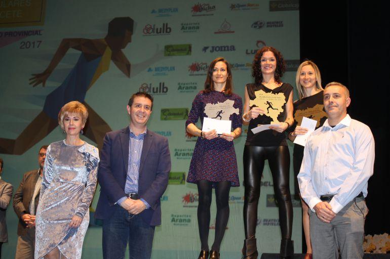 Cabañero resalta la creciente incorporación de la mujer a los circuitos de carreras populares