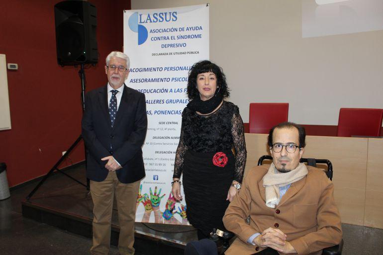 La asociación Lassus nombra socio de honor a la Fundación Globalcaja