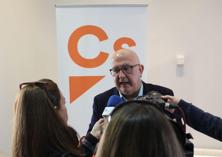 Cs Cartagena apoyará la Comisión de Investigación a Hidrogea