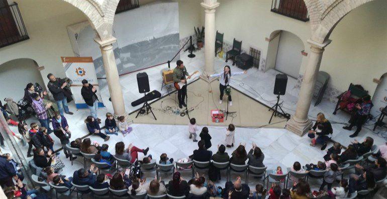 Uno de los conciertos del ciclo 'Palacio de Invierno'.