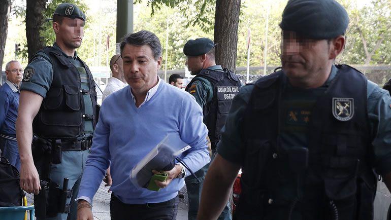 Ignacio González, expresidente de la Comunidad.
