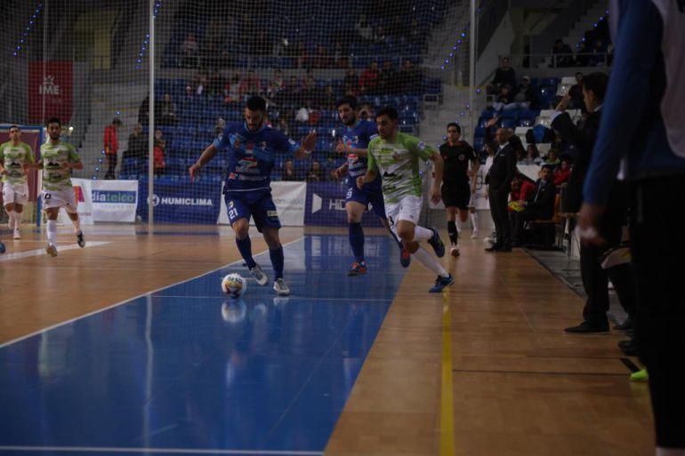 El Palma Futsal vuelve a empatar