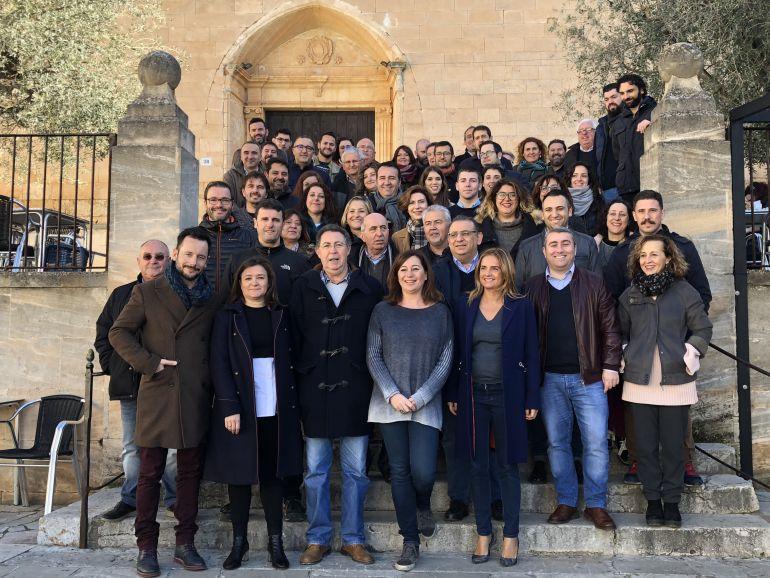 Los regidores socialistas de Mallorca se movilizan contra la 'ley Montoro'
