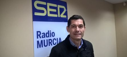 Patricio Rosas, director del Servicio de Estudios del Colegio de Economistas de la Región de Murcia