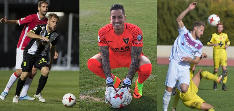 R. Murcia, Cartagena y Jumilla, a vencer en casa y dura salida para UCAM y Lorca Dep.