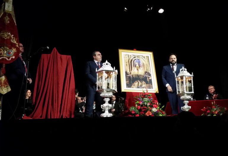 Presentación del cartel de la Semana Santa de Úbeda 2018 en el Teatro Ideal Cinema