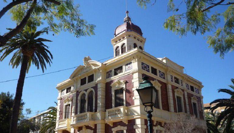 Sede de la Universidad Popular de Valencia en el Parque de Ayora
