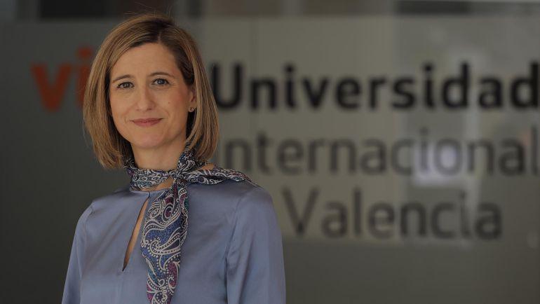 Eva María Giner, nueva rectora de la Universidad Internacional de Valencia (VIU)