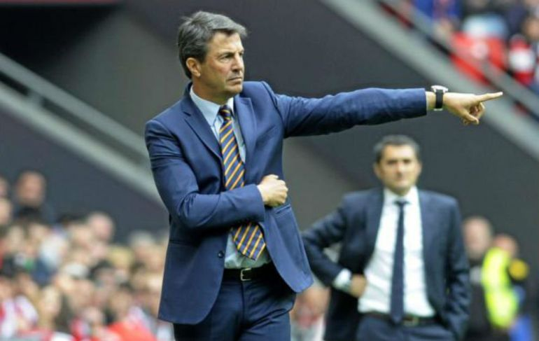 José González, nuevo entrenador del Málaga CF