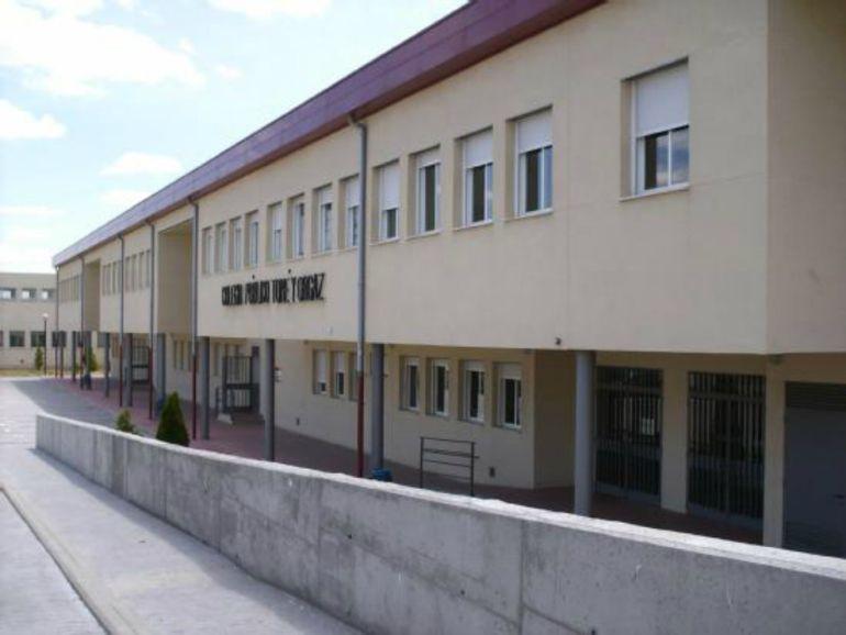 Colegio público Tomé y Orgaz de Casarrubuelos