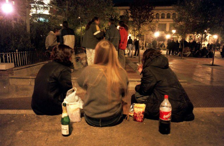 Consumo alcohol en las calles de Málaga: Málaga no logra erradicar el botellón y suma tres mil denuncias en el último año