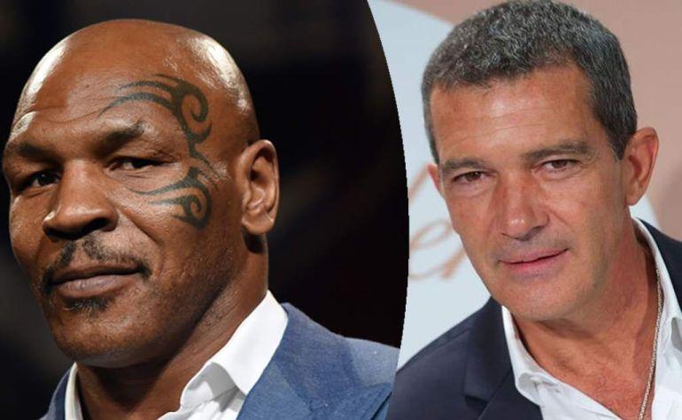 Tyson y Banderas serán los protagonistas de la película cuyo rodaje comenzará la próxima primavera