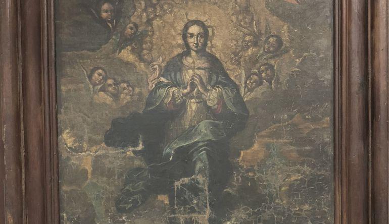 La jutge d'Osca dona 2 dies al ministre de Cultura per lliurar a Sixena el quadre de la Immaculada: Dos dies per a què Catalunya trasl•ladi a Aragó la Immaculada de Sixena