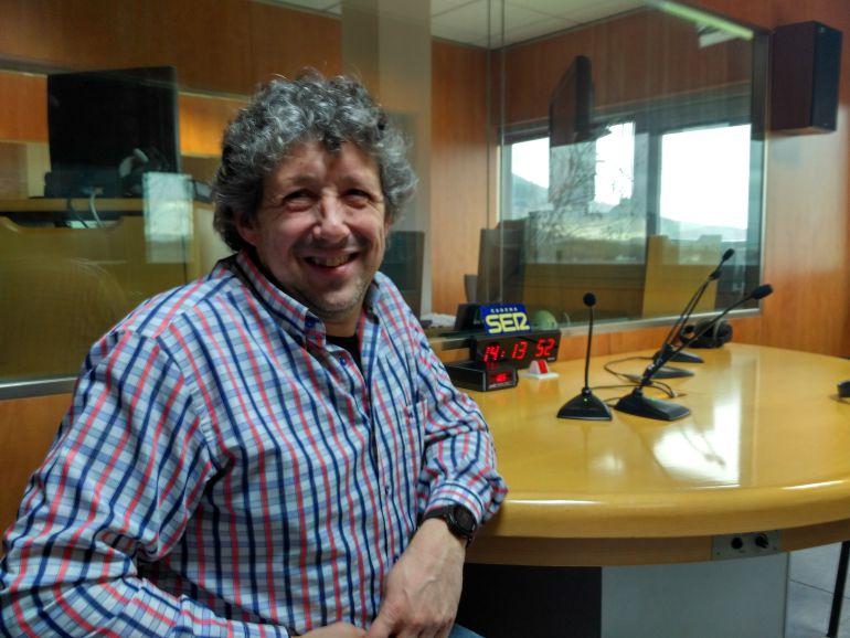 Juan Carlos Oroz, responsable de Chez Belagua.