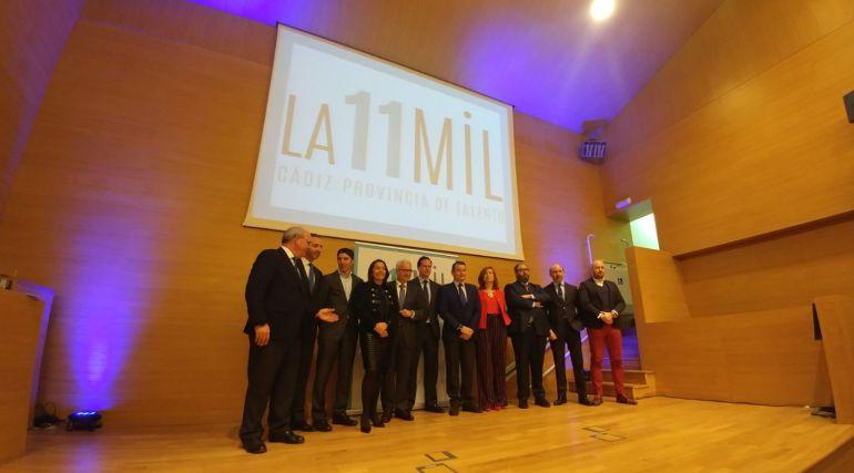 Presentación de La 11MIL